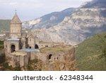 The Tatev Monastery  Armenia ...