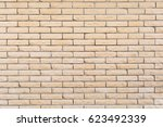 Background Of The White Brick...