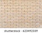 Background Of The White Brick...