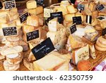 random french cheese on a... | Shutterstock . vector #62350759