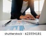 business concept. business... | Shutterstock . vector #623554181