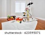house renovation | Shutterstock . vector #623595071