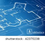 architectural background.... | Shutterstock .eps vector #62370238