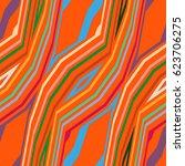 geometric seamless pattern.... | Shutterstock .eps vector #623706275