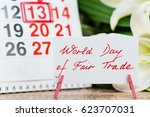 Image Of May 13 Calendar On...