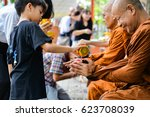 bangkok  thailand   april 13 ... | Shutterstock . vector #623708039