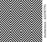vector seamless pattern.... | Shutterstock .eps vector #623787791