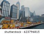 hong kong   march 18  2016 ... | Shutterstock . vector #623796815