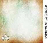 vintage vector background   Shutterstock .eps vector #623809835