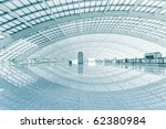 modern hall of subway station ... | Shutterstock . vector #62380984