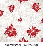 Seamless Wallpaper  Vector...