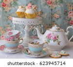 Vintage Afternoon Tea Party  ...