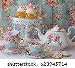 Vintage Afternoon Tea Party  ...
