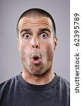 Stock photo a real funny face captured in high detail see portfolio for more in this series 62395789