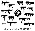 Weapon Collection  Submachine...