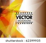 vector background | Shutterstock .eps vector #62399935