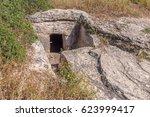 Burial Cave. Tel Shikmona   An...