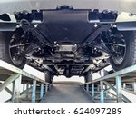 Small photo of Suspension car, Chassis