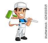 vector illustration of a... | Shutterstock .eps vector #624101015