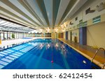 swimming pool in hotel leisure...