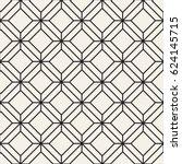 vector seamless pattern. modern ... | Shutterstock .eps vector #624145715