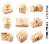 Nine Images Of Golden Gifts...