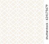 vector seamless line grid... | Shutterstock .eps vector #624175679