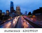 seattle  wa  usa jan. 29  2014  ... | Shutterstock . vector #624199319