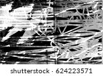 background black and white... | Shutterstock .eps vector #624223571