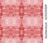 kaleidoscope background. design ... | Shutterstock .eps vector #624233369