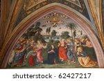 vatican museum  vatican city ... | Shutterstock . vector #62427217