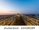 Fishing Pier In Ventnor City...
