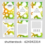 abstract vector layout... | Shutterstock .eps vector #624342314
