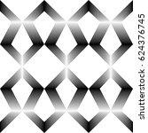 seamless stripe pattern.... | Shutterstock .eps vector #624376745