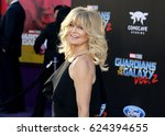 goldie hawn at the los angeles... | Shutterstock . vector #624394655