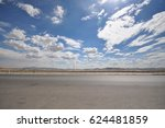 highways and clouds in the sky | Shutterstock . vector #624481859
