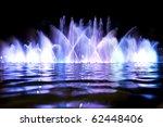 Spain Salou City Fountain In...