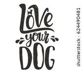 trendy doodle style... | Shutterstock .eps vector #624490481