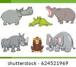 cartoon vector illustration of... | Shutterstock .eps vector #624521969