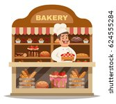 Bakery Shop Design Concept Wit...