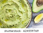 Healthy Avocado Hummus With...