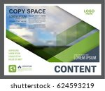 presentation layout design... | Shutterstock .eps vector #624593219