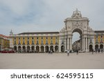 lisbon  portugal  june  2016 ...   Shutterstock . vector #624595115