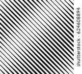 geometric pattern  slanted... | Shutterstock . vector #624608894