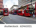 london   september 20  red... | Shutterstock . vector #62461021