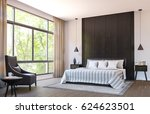 Modern Bedroom Decorate With ...