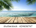summer background of free space  | Shutterstock . vector #624636767