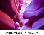 the   antelope canyon  page ... | Shutterstock . vector #62467675