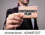 Small photo of Contingency Plan