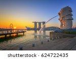 singapore   april 19  2017  ... | Shutterstock . vector #624722435
